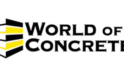 Visit us at the World of Concrete Expo In Booth # N368