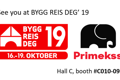 Bygg Reis Deg is the largest building construction industry fair in Norway. It happens once every two years. There are presented the best solutions for buildings, homes and constructions. This is also one of most important meeting places of the building industry representatives in Norway. The exhibition provides the ideal forum for industry professionals to forge business relationships.